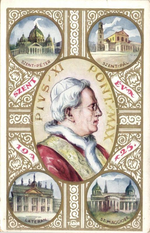 Pope Pius XI, XI. Piusz pápa