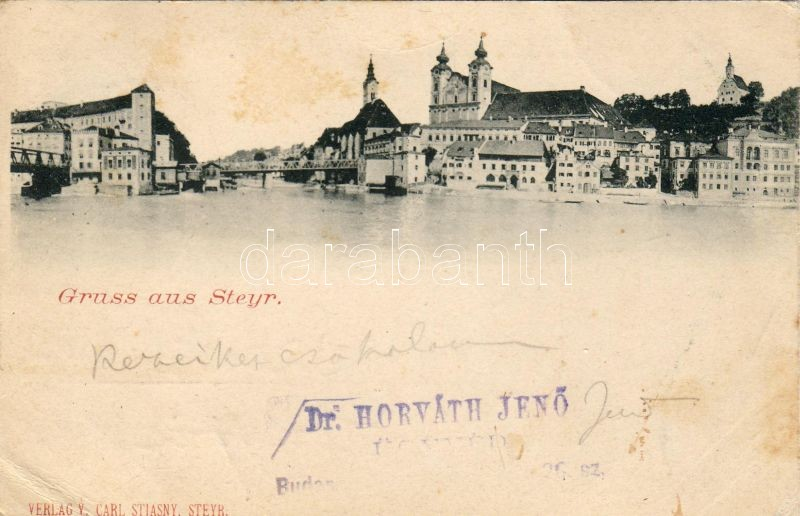 1898 Steyr, 1898 Steyr