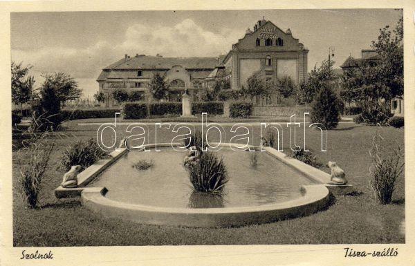 Szolnok Hotel Foto AK