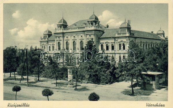 Kisújszállás, városháza