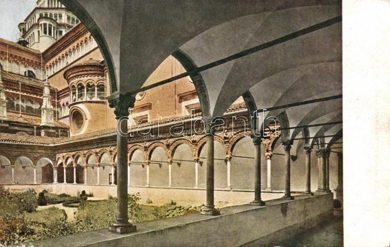 Pavia, Certosa di Pavia / monastery