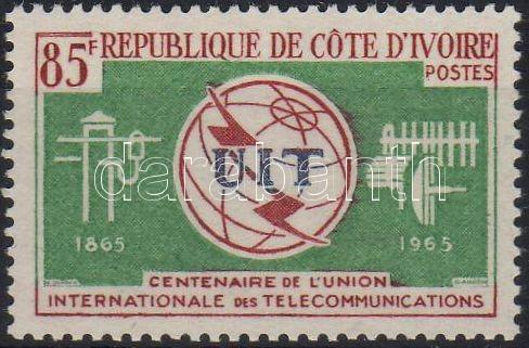 100th anniversary of ITU, 100 éves a Nemzetközi Távközlési Unió, 100 Jahre Internationale Fernmeldeunion
