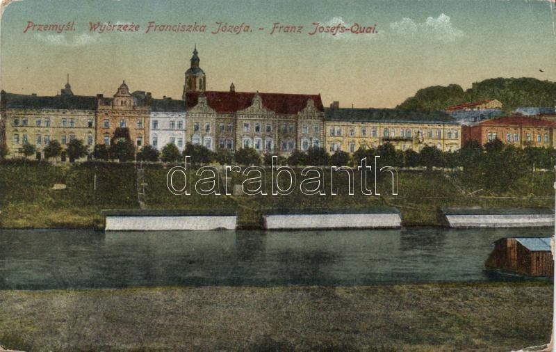Przemysl, Wybrzeze Franciszka Józefa / Franz Joseph quay