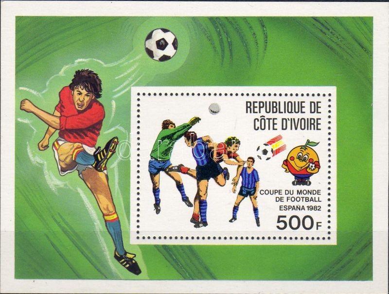 Football world cup block, Labdarúgó VB blokk, Fußballweltmeisterschaft Block
