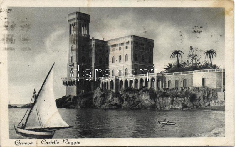 Genova Raggio castle