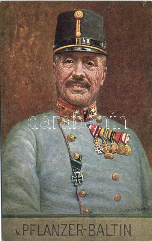 Karl von Pflanzer-Baltin s: J. Jaunbersin