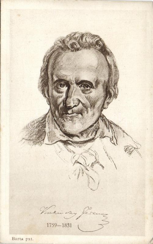 Kazinczy Ferenc s: Barta