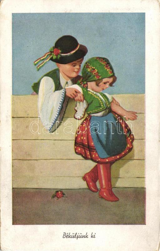 Hungarian folklore, Magyar folklór