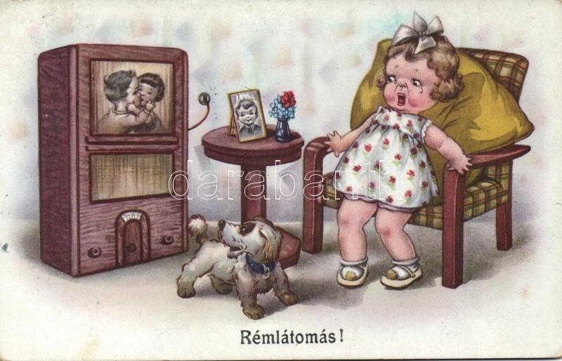 Nightmare, children, humour, Rémlátomás, gyerekek, humor