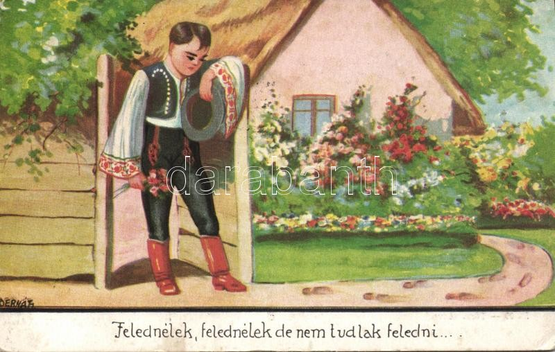 Hungarian folklore s: Bernáth, Magyar folklór s: Bernáth