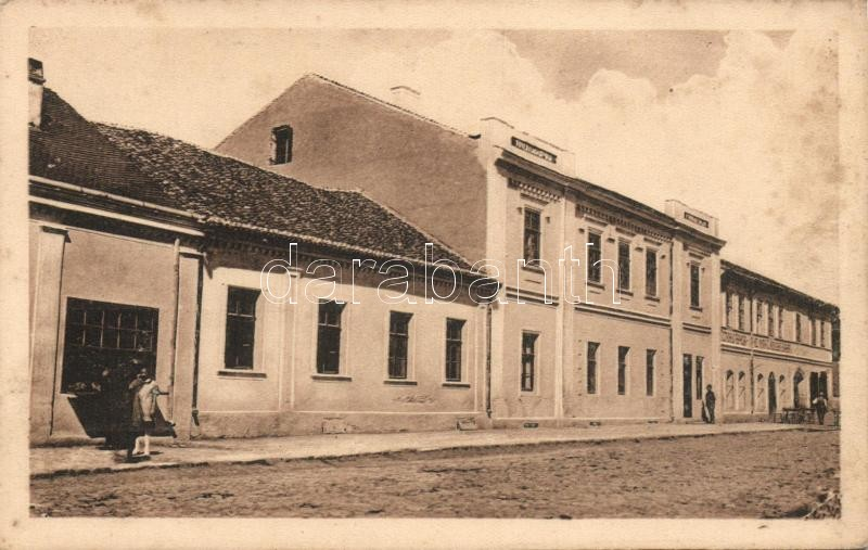 Aleksinac, grammar school