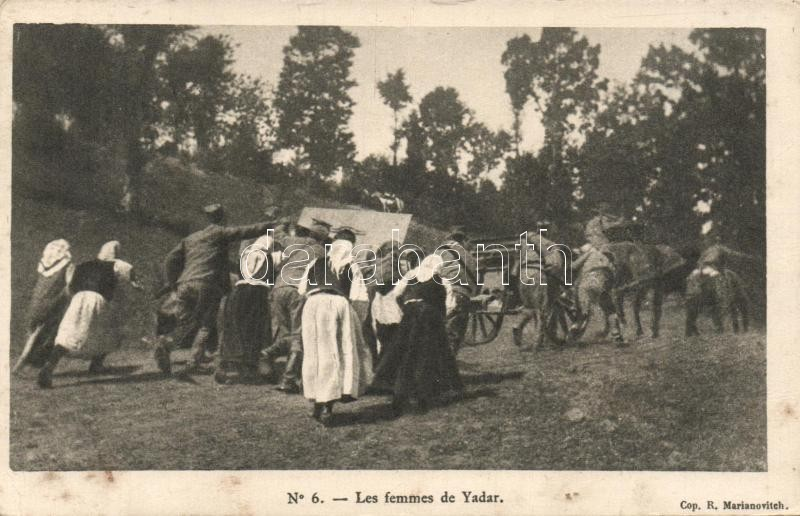 Serbian folklore from Jadar, Szerb folklór Jadar-ból