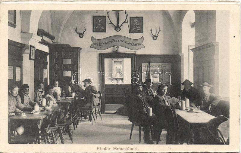 Ettal pub interior