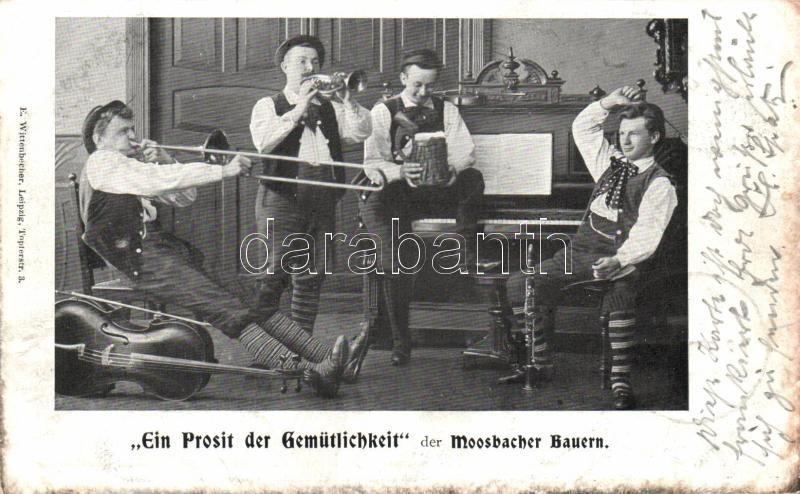 Moosbach pub band