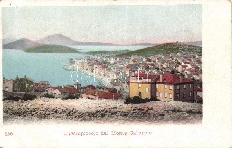 Mali Losijn, Lussinpiccolo; Monte Calvario
