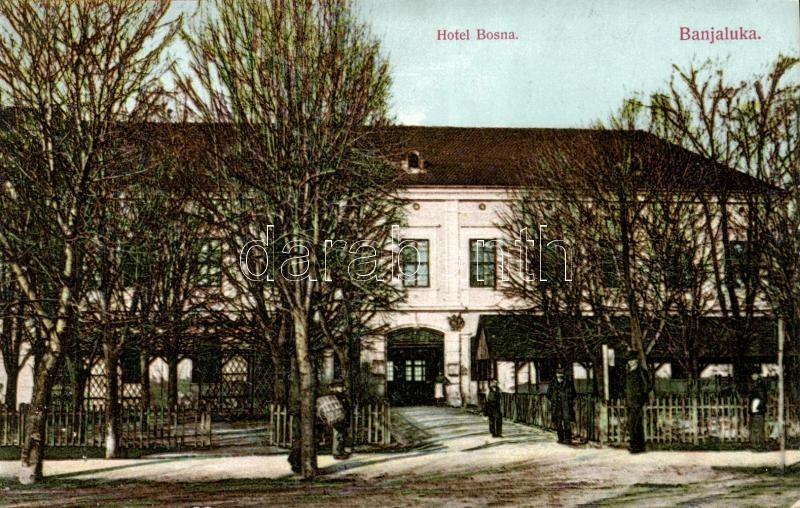 Banja Luka, Hotel Bosna