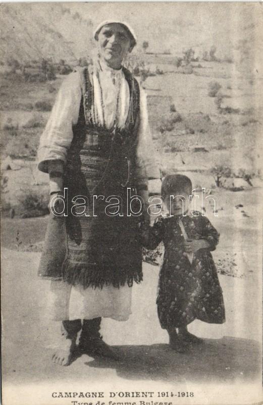 Bolgár folklór, Type de femme Bulgare / Bulgarian folklore