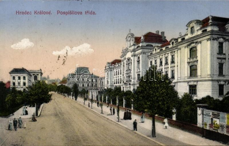 Hradec Králové, Pospísilova trida / street