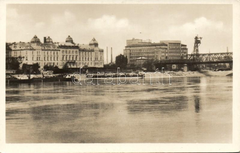Bratislava, Ministry of the Interior, tax offices, Pozsony, Belügyminisztérium, adó hivatal