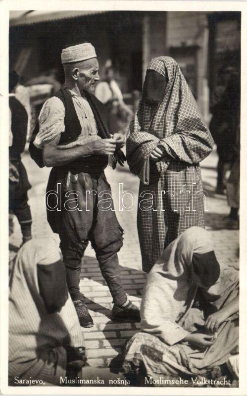 Muslim folklore in Sarajevo, Muszlim folklór Szarajevóból