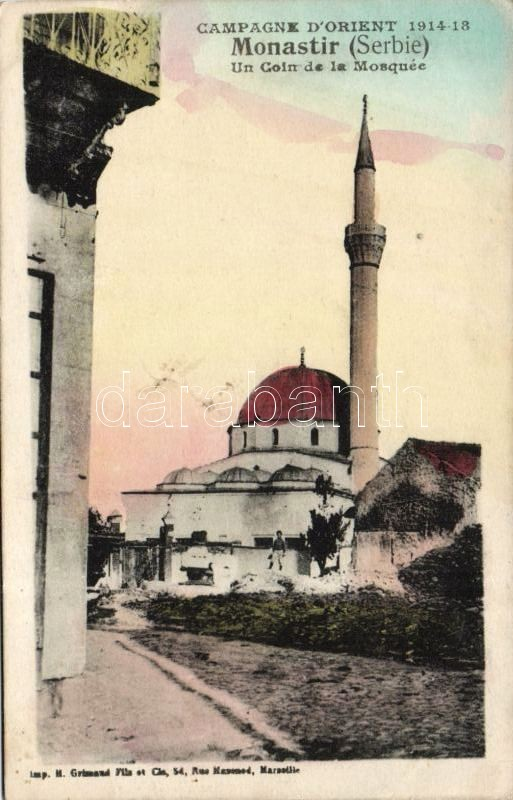 Bitola, Monastir; Mosque