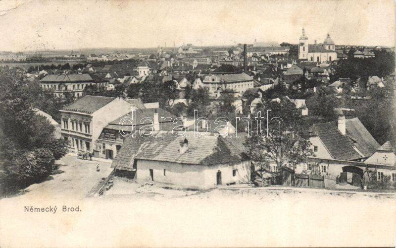 Havlíckuv Brod (Nemecky Brod)