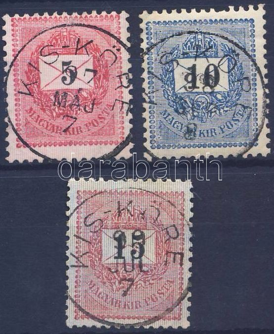3 different stamp