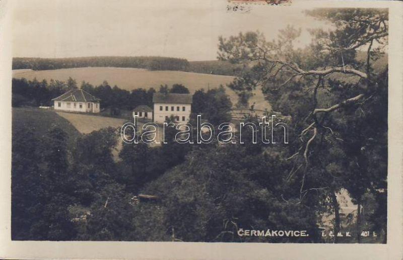Cermákovice