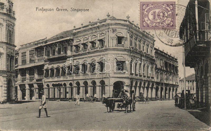 Singapore, Finlayson Green