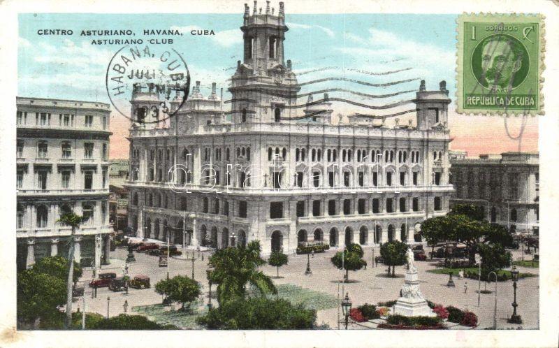 Havana Asturiano Club palace