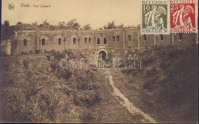 Diest, Leopold fortress