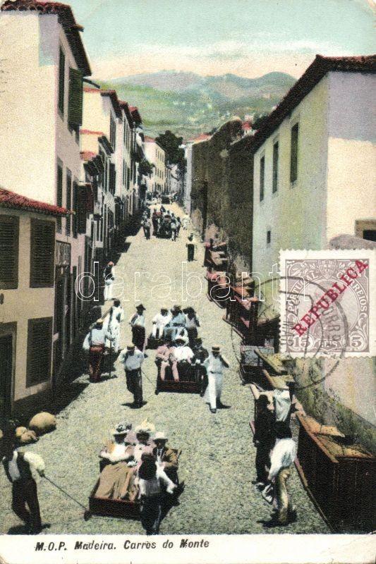 Madeira, Corros do Monte / mountain