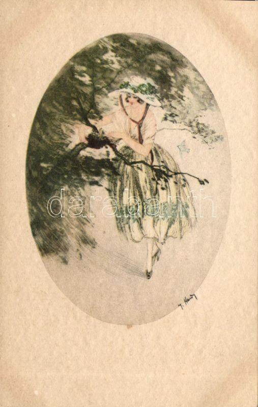Italian art postcard s: F. Hardy, s: F. Hardy