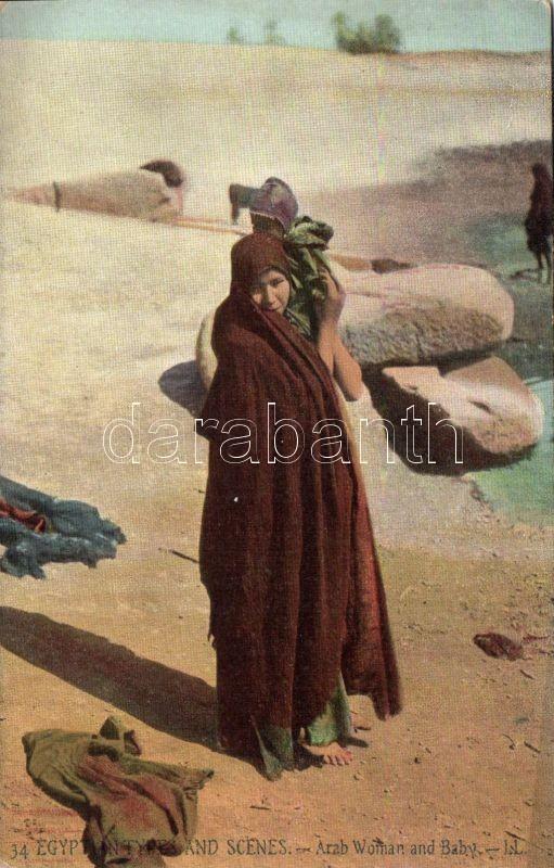 Arabian folklore from Egypt, Arab folklór Egyiptomból