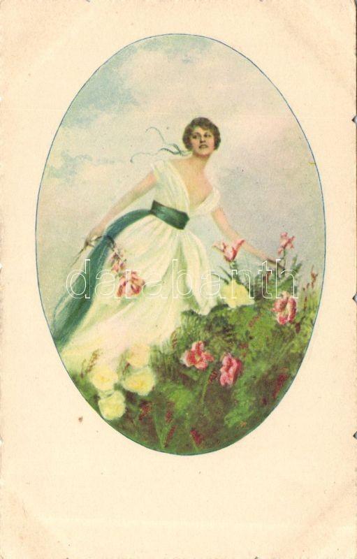 Romantic lady, Romantikus hölgy