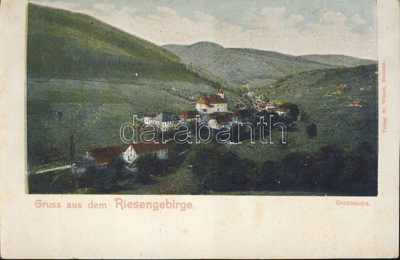Riesengebirge, Grossaupa