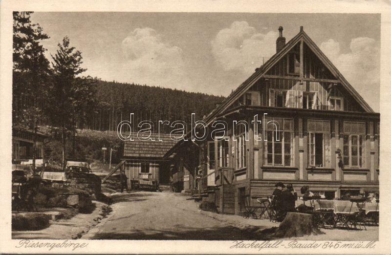 Szklarska Poręba, Schreiberhau; Zackelfall-Baude / guest house