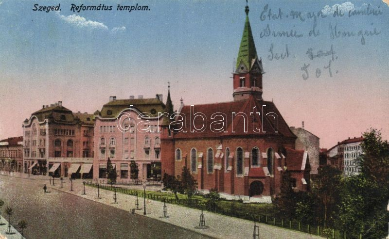 Szeged Református Templom