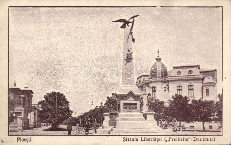 Ploiesti, Statuia Libertatei / statue