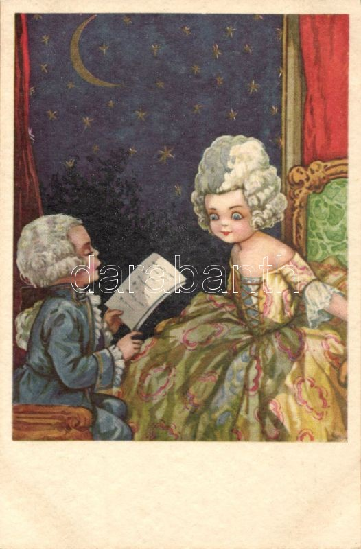 Baroque children, Barokk gyerekek
