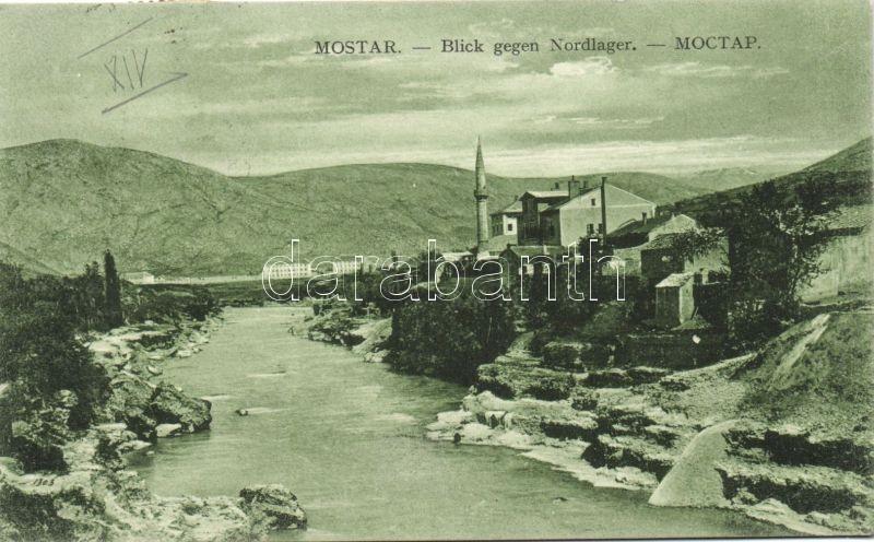 Mostar, Nordlager / barrack