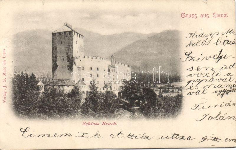 Lienz Bruck castle, Lienz Bruck kastély
