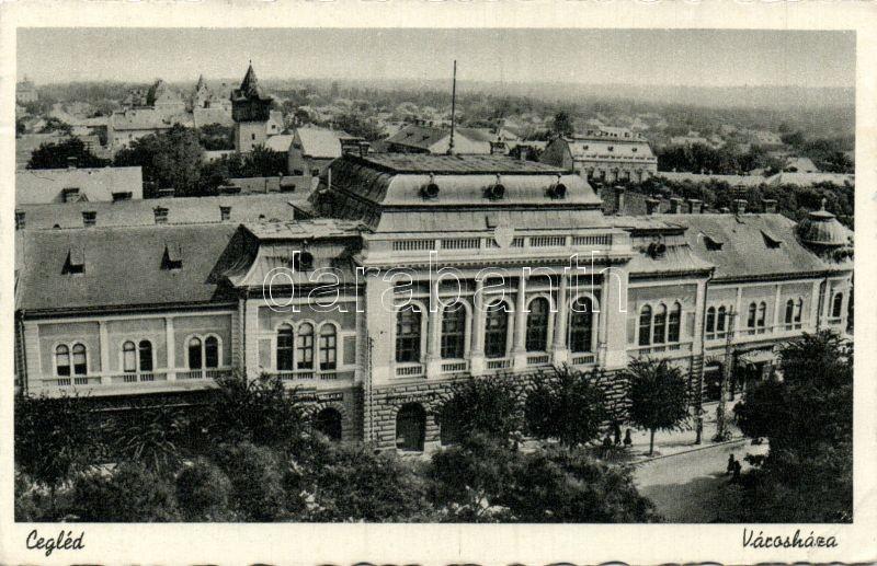 Cegléd, Városháza
