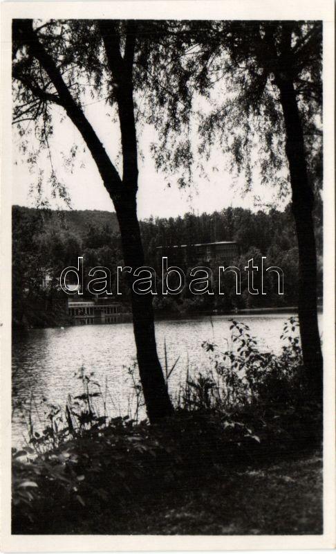 Szovátafürdő, Medve lake, Szovátafürdő, Medve tó