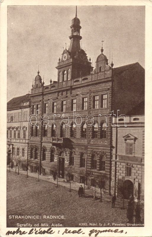 Strakonice, Radnice / town hall