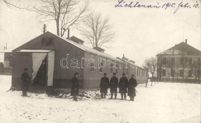 Lichtenau military camp photo, Lichtenau katonai tábor, fotó