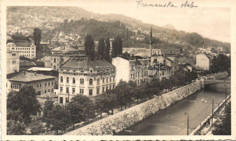Sarajevo, Francuska obala