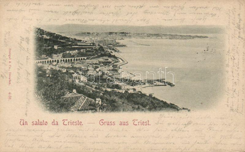 1898 Trieste, viaduct, 1898 Trieszt, viadukt