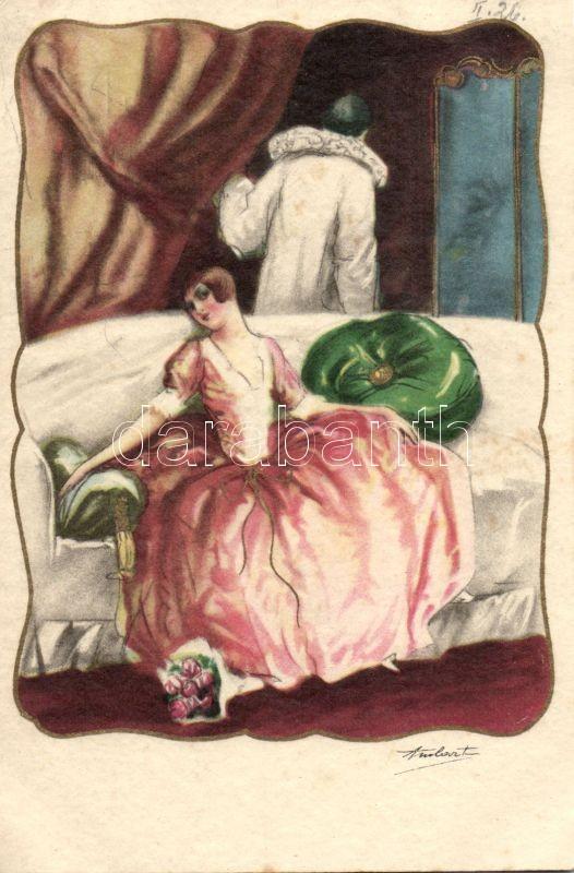Pierrot romance s: Ambart, s: Ambart