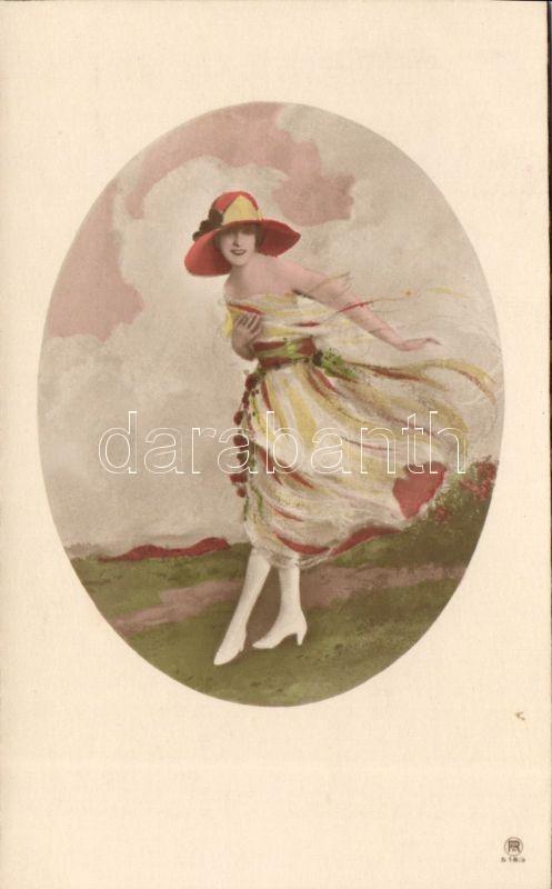 Lady in the wind, Hölgy szélben
